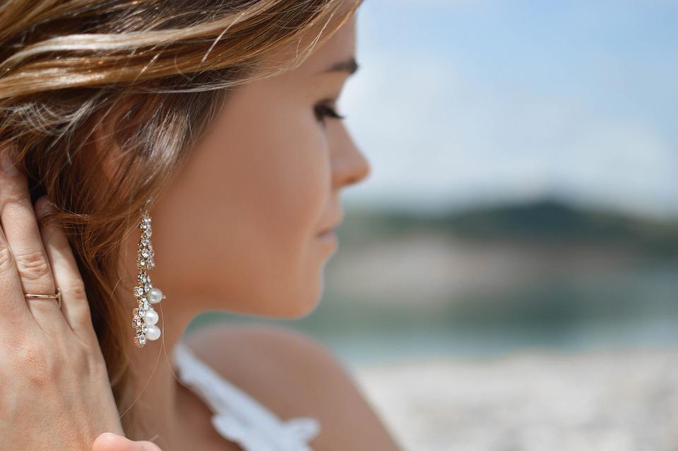 Magnet Ohrringe zum Abnehmen für eine schönere Figur