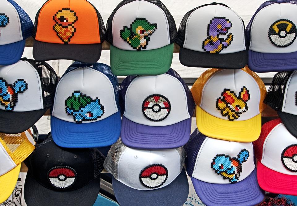 Pokemon Caps für stylische Kinder
