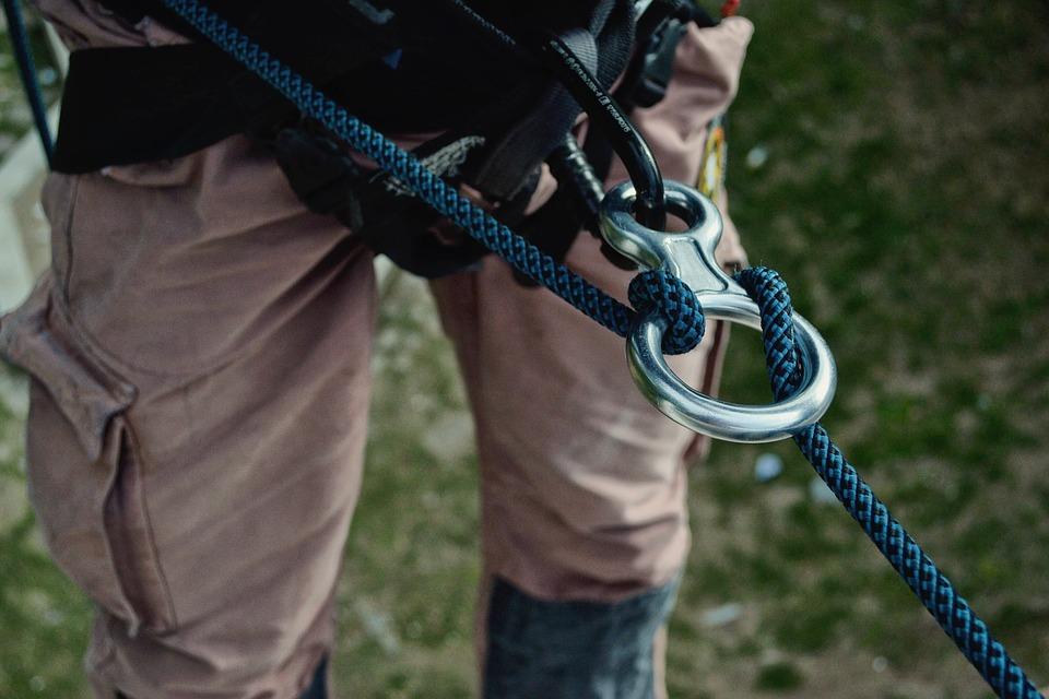 Kletterhalle Hose –Die optimale Hose zum Klettern