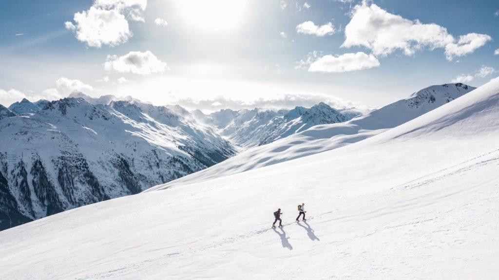 Skilanglauf Hose zum Ski fahren
