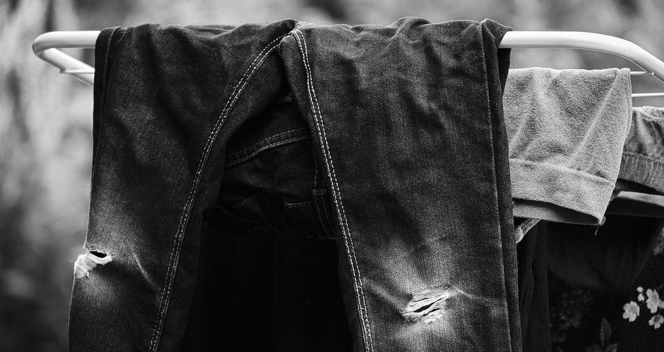 Geeignete Waschmittel für schwarze Wäsche