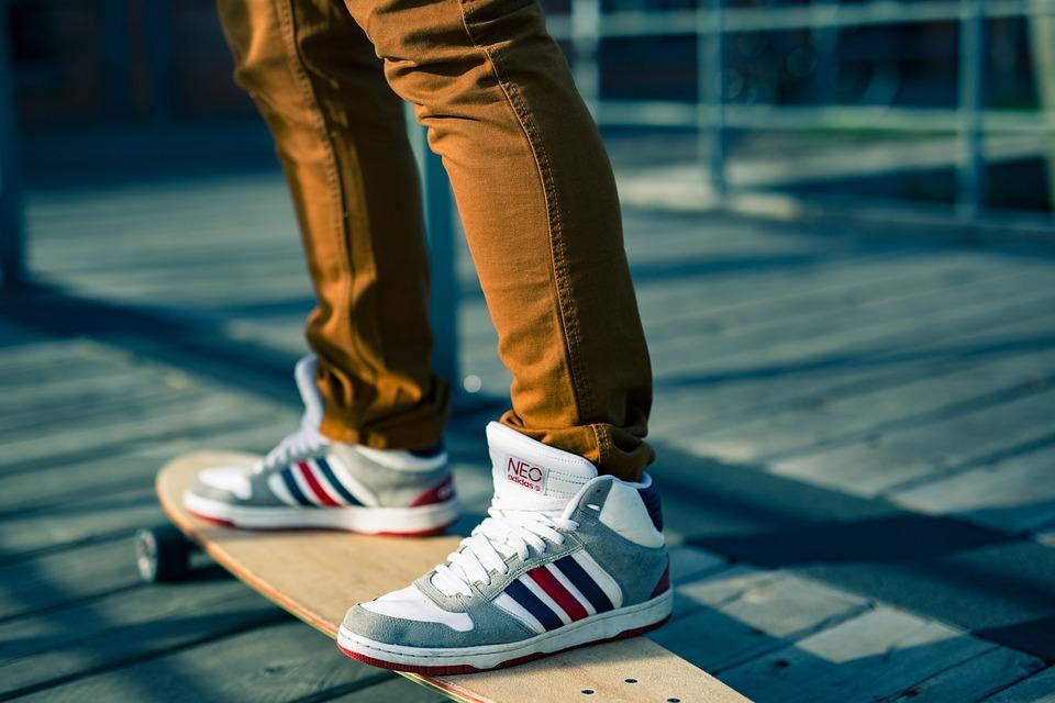 Stylische und bequeme Sneaker