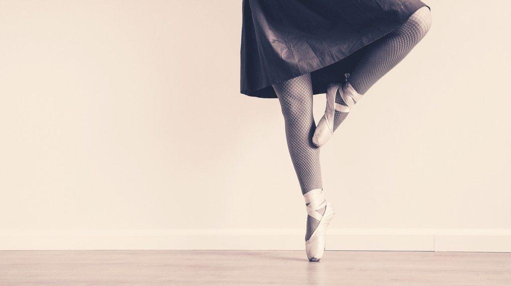 Schöne Ballerina Socken für Kinder und Erwachsene