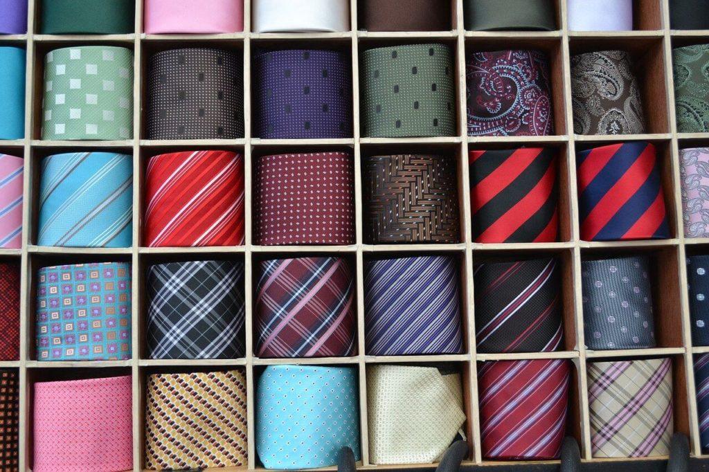 Praktische Krawatte Aufbewahrungen