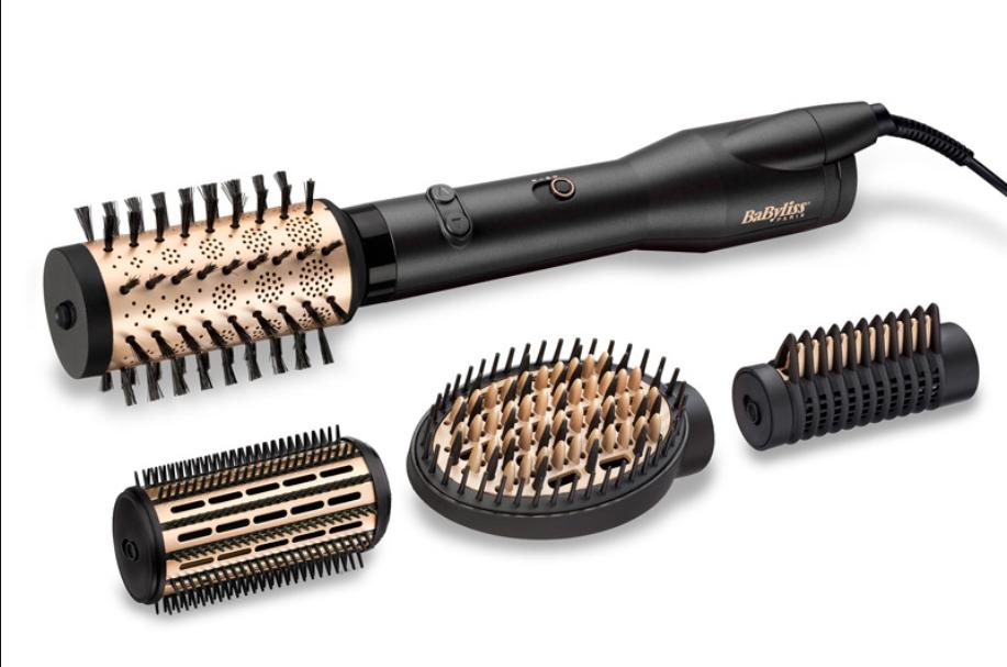 Babyliss AS545E rotierende Warmluftbürste –Brush & Style Sensitive