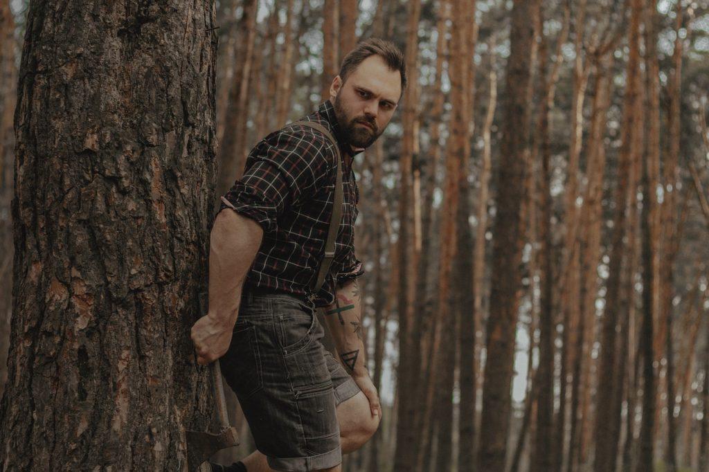 Holzfällerjacke –Funktionale Jacken im Holzfällerstil